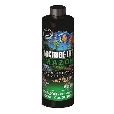 Condicionador de Água Microbe-Lift  Amazon Black Soft Water 118ml