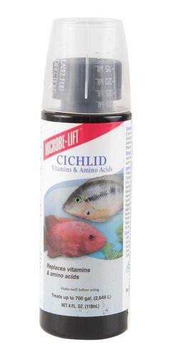 Repositor Elementos Microbe Lift Cichlid Proper Water 236ml