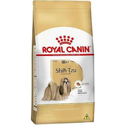 Ração Royal Canin para Cães Adultos da Raça Shih Tzu 1kg