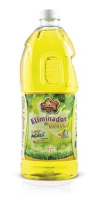 Eliminador de Odores CatDog Talco 2 Litros