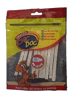 Palito Flexível Canino Natural 5x6 c/ 10 unidades