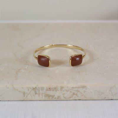 Bracelete Merci Color Nath - Marrom