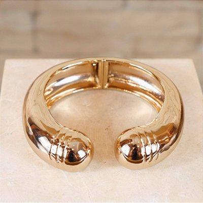 Bracelete Vogue - Dourado