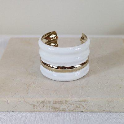 Bracelete Gomos Max Maria - Off white
