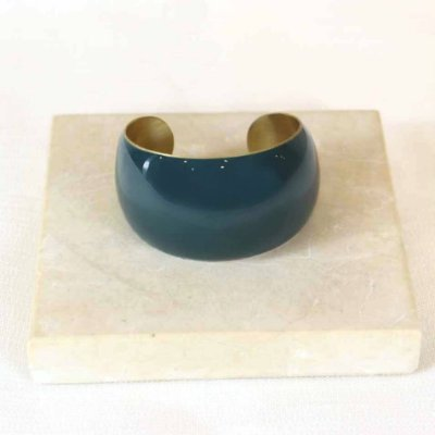 Bracelete Urban Brilho - Azul