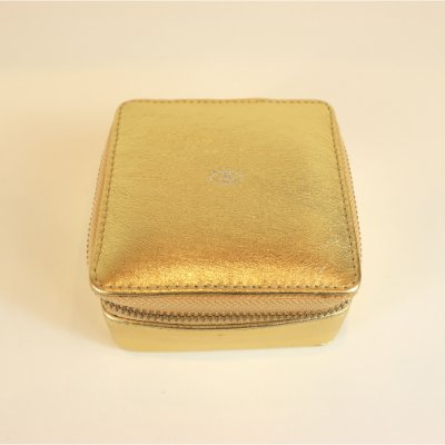 Porta Jóias Id Bags - Dourado