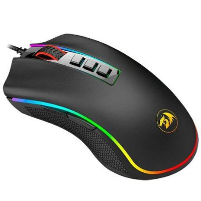 Mouse Gamer Redragon Chroma Cobra M711 Rgb 10000dpi