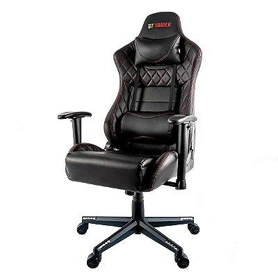 Cadeira Gamer GT Black Goldentec Reclinável