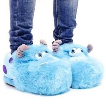 Pantufa Sulley Monstros SA