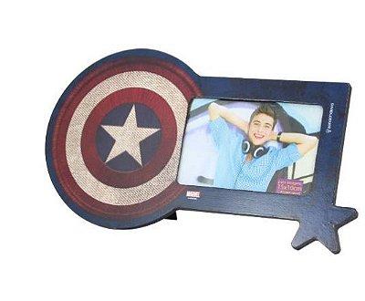 Porta Retrato Capitão America