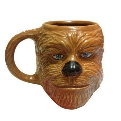 Caneca Chewbacca Star Wars