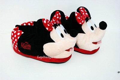 Pantufa Minnie 3D
