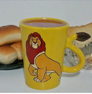 Caneca Rei Leão