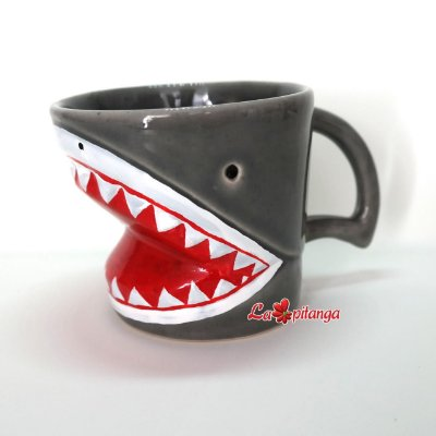 Caneca Tubarão Shark