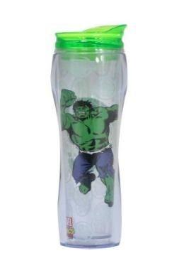 Copo Acrilico Hulk