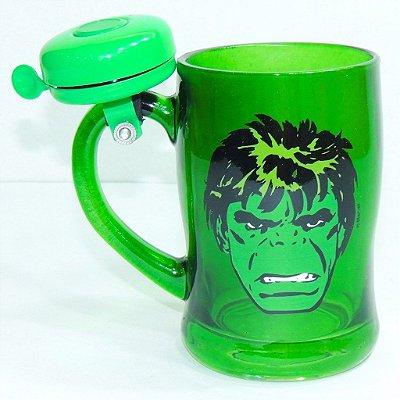 Caneco Campainha Hulk Marvel