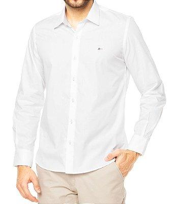 Camisa Aramis Slim Fit - Branca