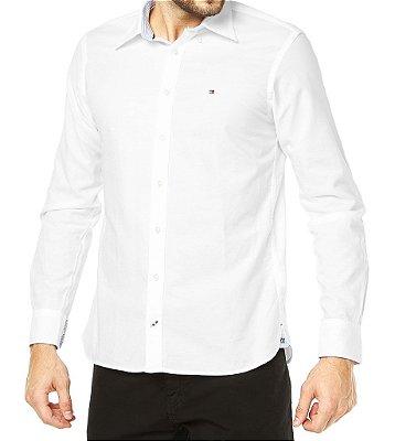 Camisa Tommy Hilfiger - Branca