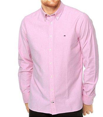 Camisa Tommy Hilfiger - Rosa
