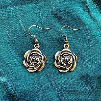 rosas douradas