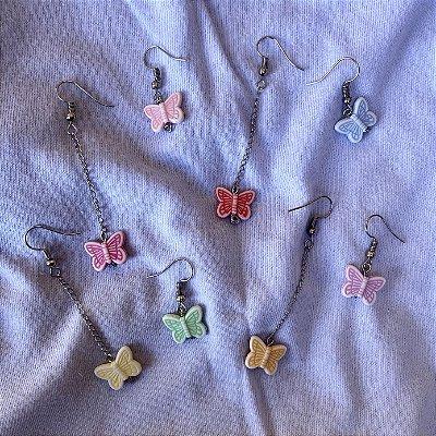borboletinhas coloridas