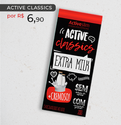 active classic milk