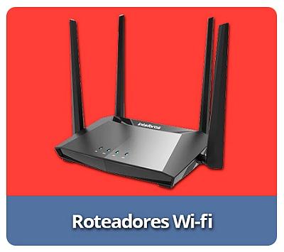 03 - Roteadores Wi-fi