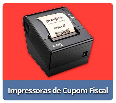 01 - Impressora de Cupom Fiscal