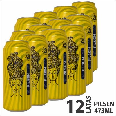 PILSEN 473ML PACK 12un