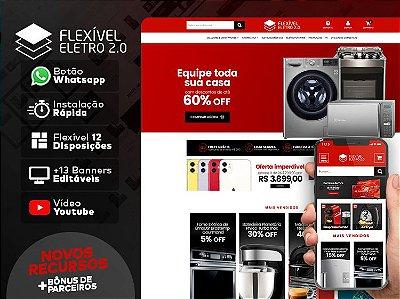 Tema Flexível - Eletro 2.0 | Loja Integrada