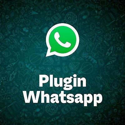 Plugin Whatsapp Pulsante 2.0 em sua loja