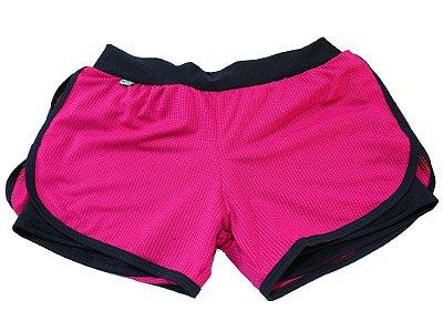 Short Duplo Fitness Pink