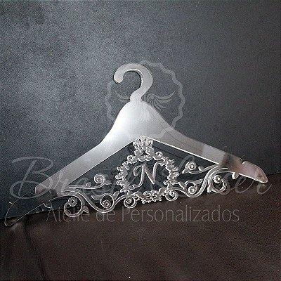 Cabide 15 Anos Personalizado com os Nomes dos Noivos Casamento ou Debutante