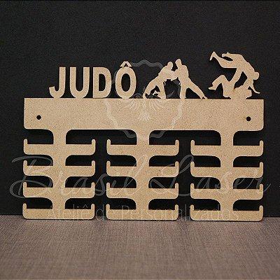 Porta Medalhas ( JUDÔ ) Personalizado com o Nome - Opções de cor dentro do anuncio