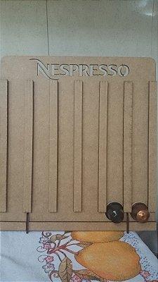 Porta Cápsulas Nespresso 42 Cápsulas Mdf Nestlê Exclusivo