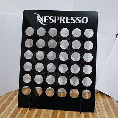 Suporte Nespresso 36 Cápsulas - Cor e Tipo Material a Escolher
