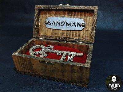 A chave do inferno (key to hell) - Sandman - Linha definitiva completa