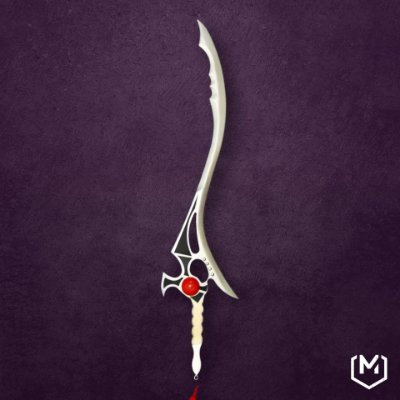 Réplica espada Ranger Verde - Mighty Morphin Power Rangers