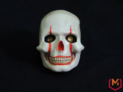 Crânio Personalizado - Pennywise - It