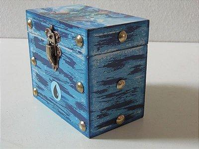 Deck box personalizada