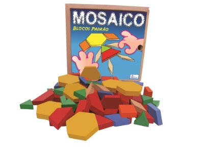 Mosaico Blocos Padrão