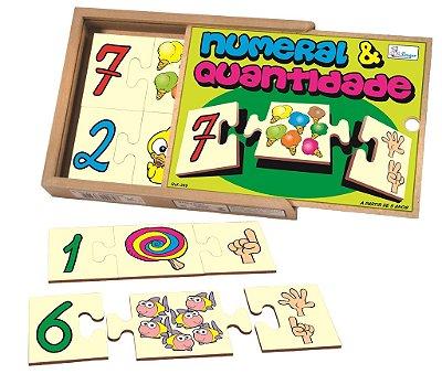 Numeral e Quantidade