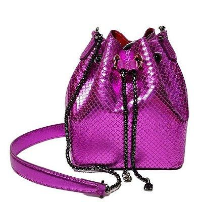 Bolsa Schutz Saco Rosa Metalizado - S5001814530003