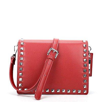 Bolsa Santa Lolla Spike Vermelha - 04522E6301ED011E
