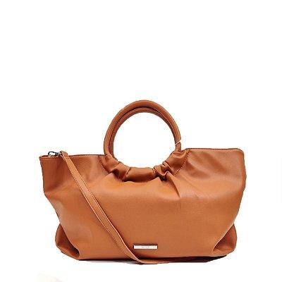 Bolsa Santa Lolla Saco Caramelo - 4532FD8008902CF