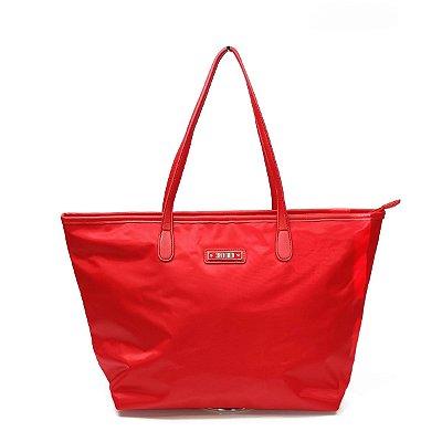 Bolsa Santa Lolla Nylon Vermelha - 45925D900420047