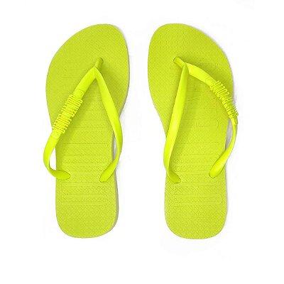 Chinelo Santa Lolla Neon Amarelo Neon - 042B2AA300160145