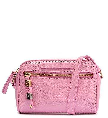 Bolsa Schutz Berloques Rosa - S5001142980005