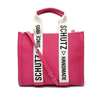 Bolsa Schutz Lona Pequena Pink - S5001002310002