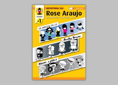 Revistinha da Rose Araujo #1
